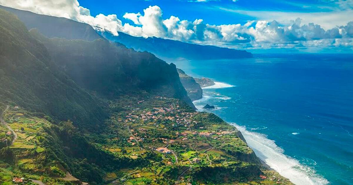 Madeira Island Life with a European Flavour