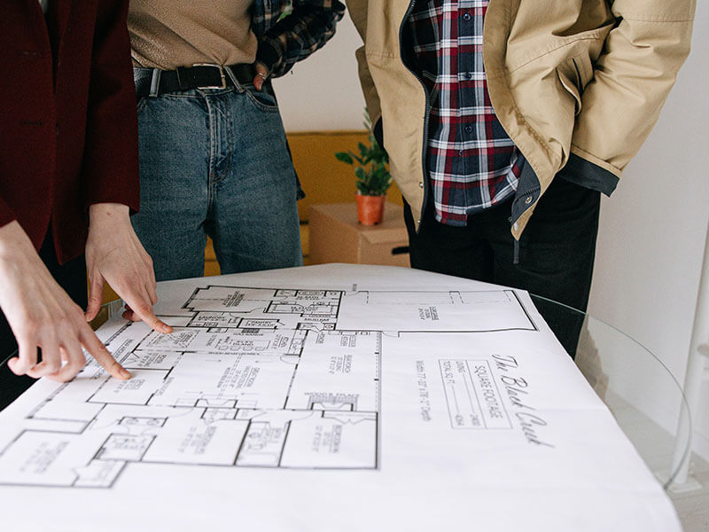 Conseil et gestion immobilière